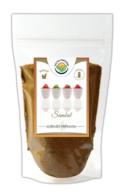Zobrazit detail výrobku Salvia Paradise Sambal ďábelské koření 500 g