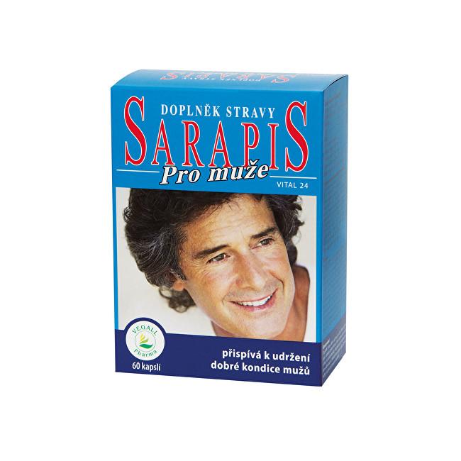 Vegall Pharma SARAPIS Pro muže 60 kapslí