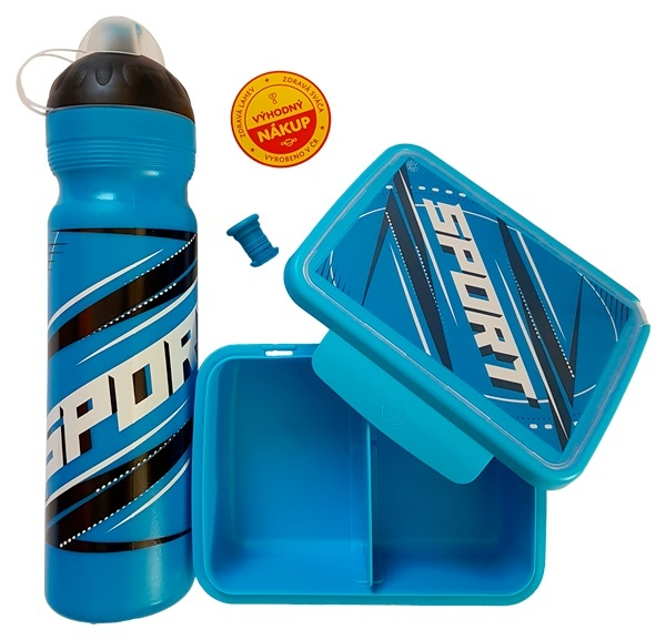 R&B SET Sport modrý