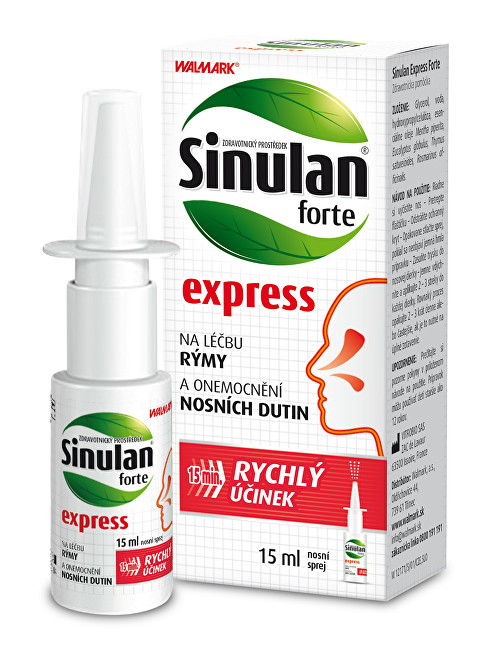 Sinulan Express Forte spray 15 ml