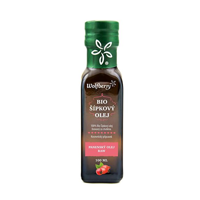 Wolfberry Šípkový olej BIO 100 ml
