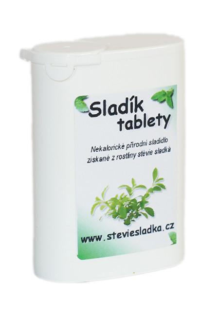 Zobrazit detail výrobku Salvia Paradise Stévie sladká - Sladík - tablety - 1000Ks