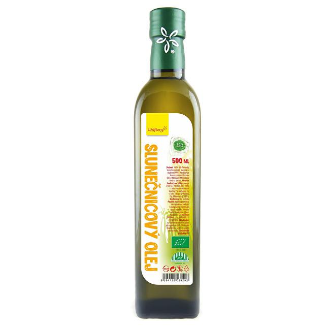 Zobrazit detail výrobku Wolfberry Slunečnicový olej BIO 500 ml