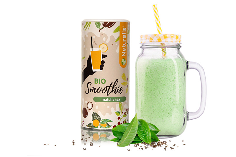 Smoothie s Matcha tea BIO 180 g