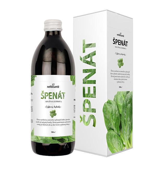 Nef de Santé Špenát - 100% šťava zo špenátu 500 ml