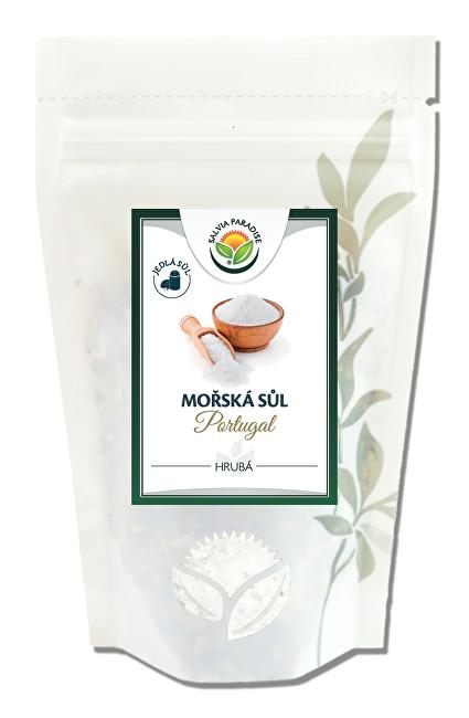 Salvia Paradise Sůl mořská hrubá 500g
