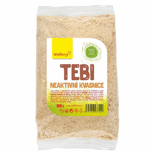 Zobrazit detail výrobku Wolfberry Tebi - neaktivní kvasnice 100g