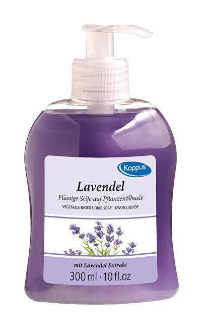 Zobrazit detail výrobku Kappus Tekuté mýdlo s levandulí 300 ml
