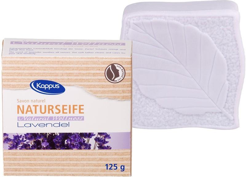 Zobrazit detail výrobku Kappus Toaletní mýdlo Natural Levandule 125 g