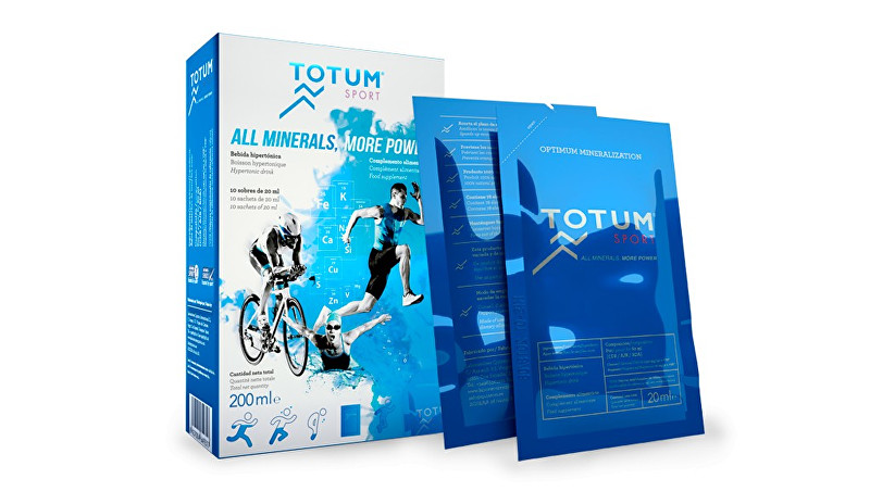 Zobrazit detail výrobku Quinton Totum Sport 10 x 20 ml