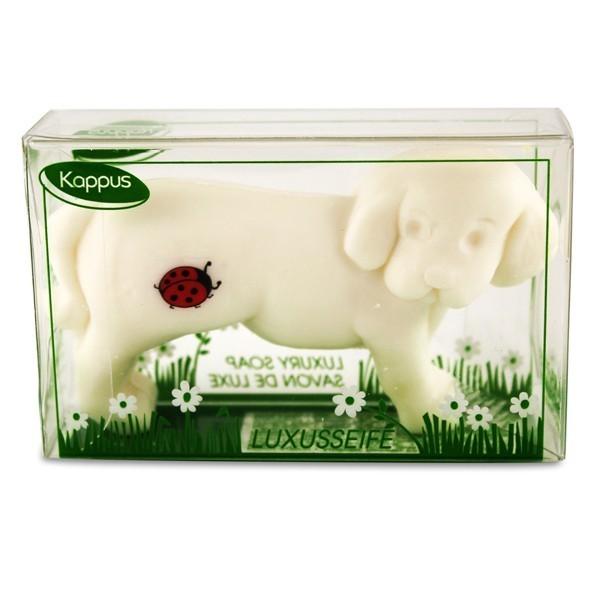 Zobrazit detail výrobku Kappus Tvarované mýdlo Pejsek 50 g