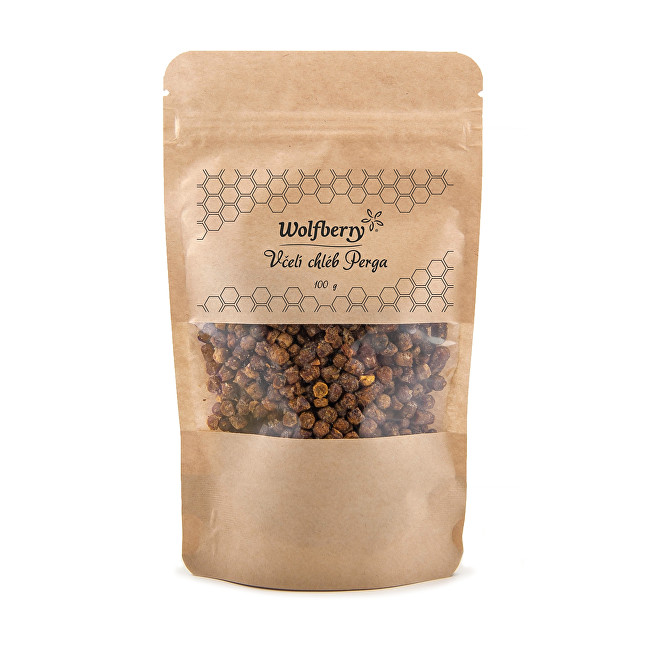 Zobrazit detail výrobku Wolfberry Včelí chléb Perga 100 g