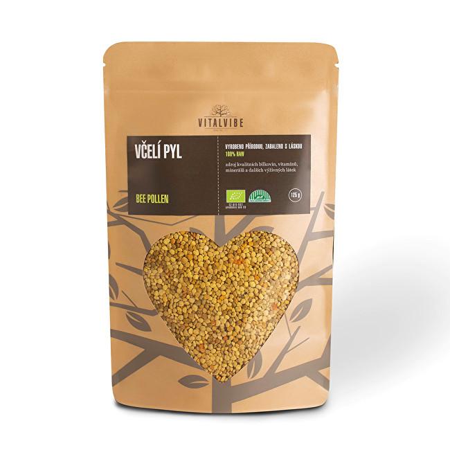 Zobrazit detail výrobku Vitalvibe Včelí pyl BIO 125 g