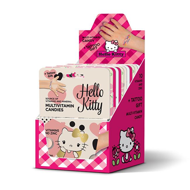 Zobrazit detail výrobku Vieste group Vieste Hello Kitty + tetování 12x12 tbl zdarma