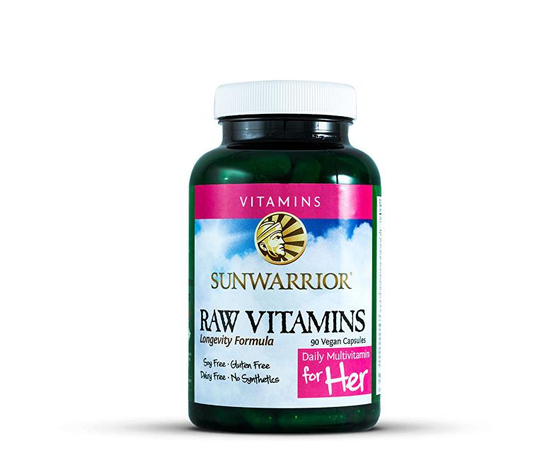 Zobrazit detail výrobku Sunwarrior Vitamíny pro ženy 90 kapslí