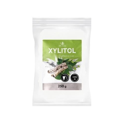 Xylitol březový cukr 250 g