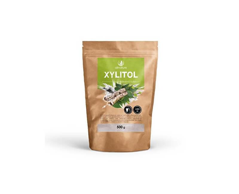 Zobrazit detail výrobku Allnature Xylitol březový cukr 500 g