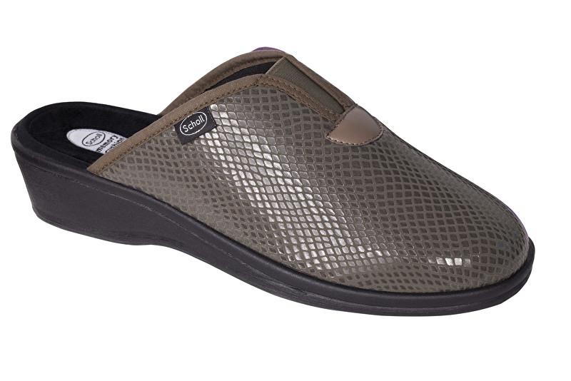 Scholl Zdravotní obuv ELSA dark taupe 37