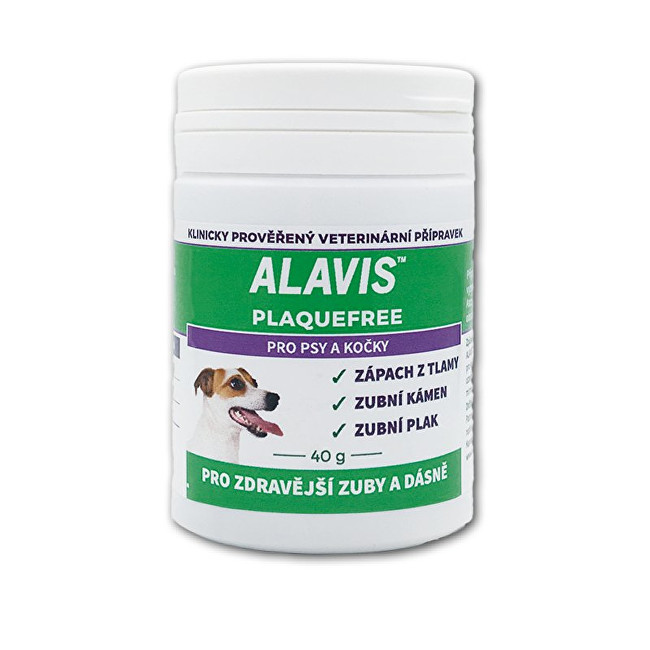 Alavis ALAVIS PLAQUE FREE 40 g