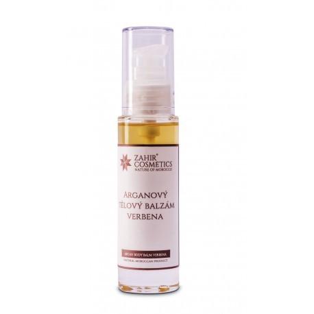 Zobrazit detail výrobku Záhir cosmetics s.r.o. Arganový tělový balzám Verbena 50 ml
