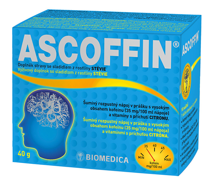 Biomedica Ascoffin 10 x 4 g