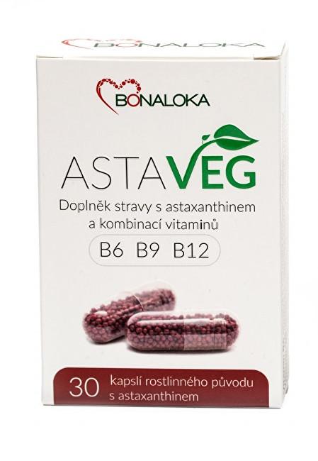Bonaloka AstaVeg 30 kapslí