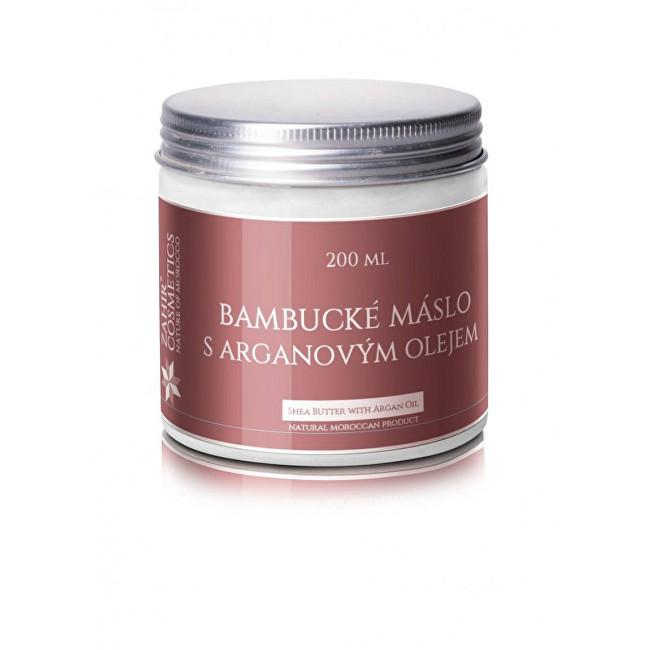 Záhir cosmetics s.r.o. Bambucké máslo s arganovým olejem 200 ml