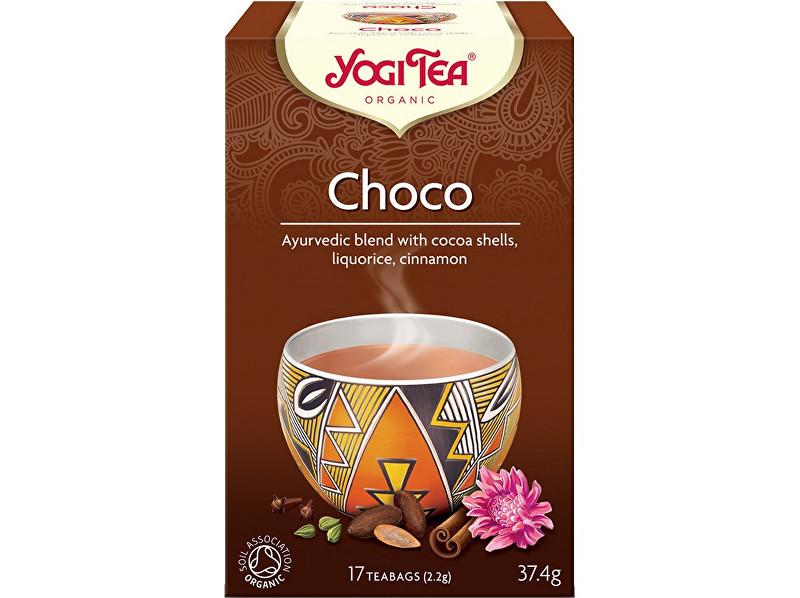 Zobrazit detail výrobku Yogi Tea Bio Choco Yogi Tea 17 x 2,2 g