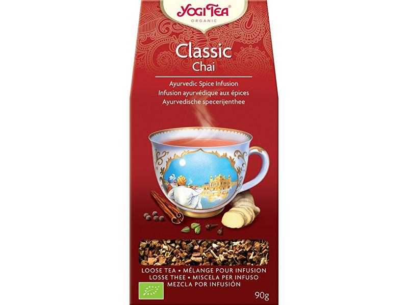 Zobrazit detail výrobku Yogi Tea Bio Classic Chai sypaný Yogi Tea 90 g
