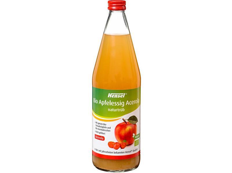 Schoenenberger Bio Ocet jablečný, přírodně kalný, s Acerolou 750 ml