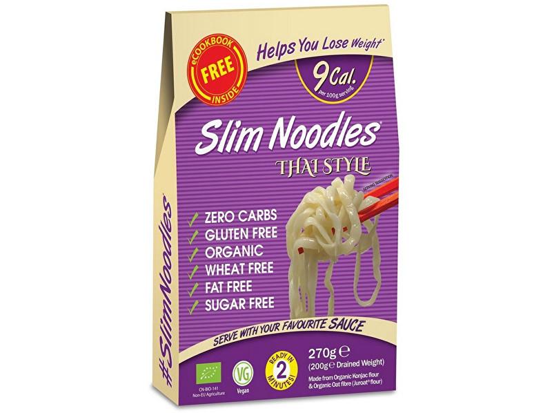 Slim Pasta Bio slim noodles Thai Style 270g