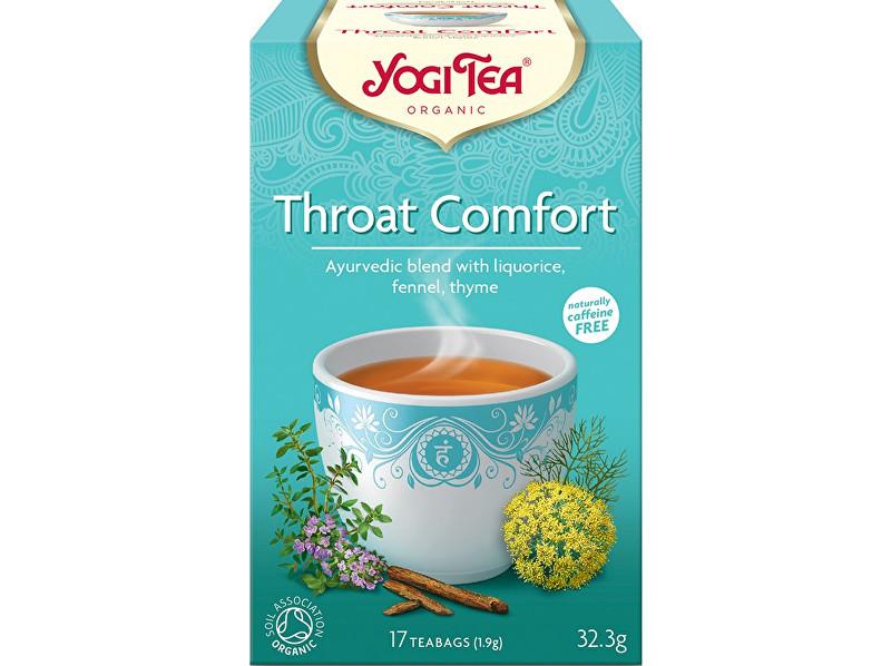 Zobrazit detail výrobku Yogi Tea Bio Úleva pro krk Yogi Tea 17 x 1,9 g