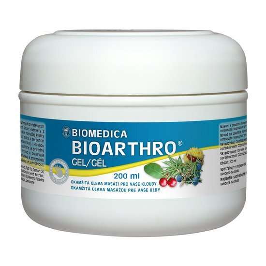Biomedica Bioarthro gél 200 ml