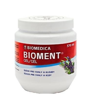 Zobrazit detail výrobku Biomedica Bioment masážní gel 370 ml