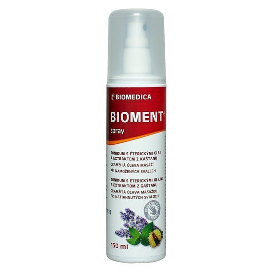 Bioment spray 150 ml
