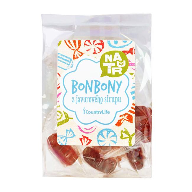 Zobrazit detail výrobku Country Life Bonbony z javorového sirupu 60 g