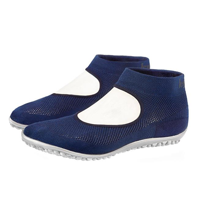Zobrazit detail výrobku leguano Bosoboty Leguano ballerina modré 38-39