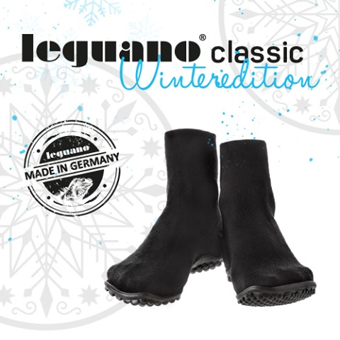 Zobrazit detail výrobku leguano Bosoboty Leguano classic černé zimní 42-43