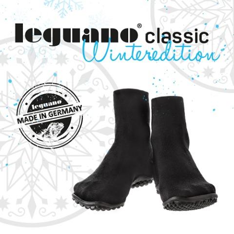 Zobrazit detail výrobku leguano Bosoboty Leguano classic černé zimní 36-37