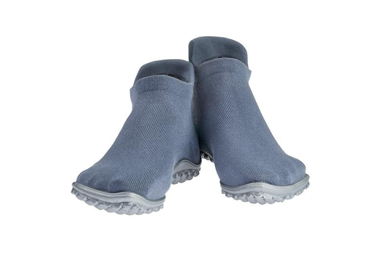 leguano Bosoboty Leguano sneaker titanově modré 36-37