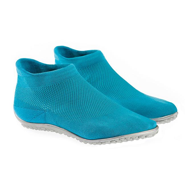 leguano Bosoboty leguána sneaker tyrkysové 42-43