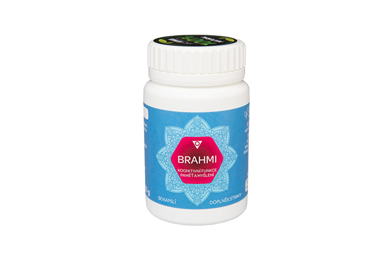 Zobrazit detail výrobku Aimil Pharmaceuticals BRAHMI 60 kapslí