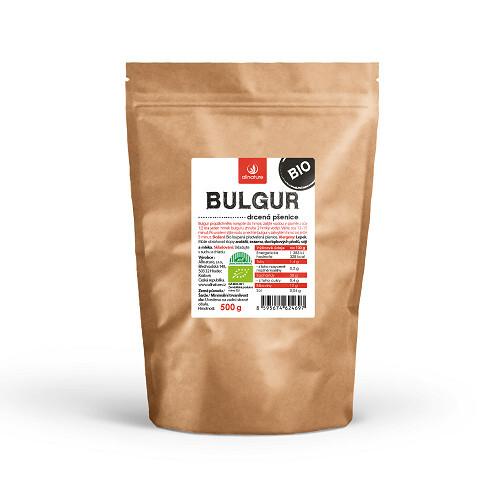 Zobrazit detail výrobku Allnature Bulgur BIO 500 g