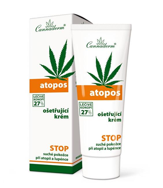 Zobrazit detail výrobku Simply You Cannaderm Atopos ošetřující krém 75 g