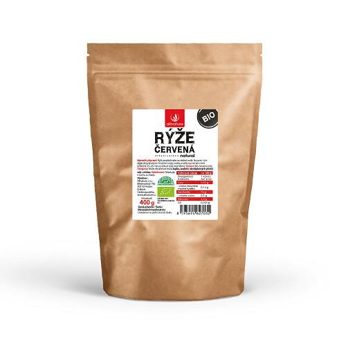 Zobrazit detail výrobku Allnature Červená rýže natural BIO 400 g