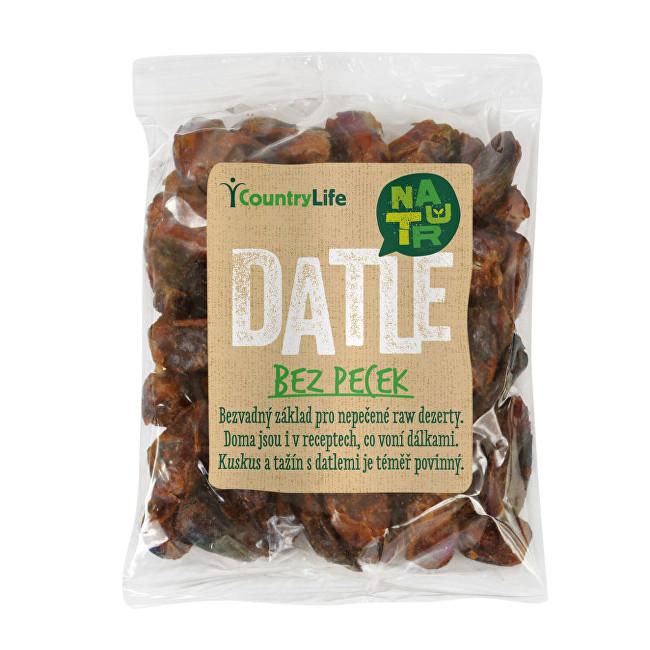Zobrazit detail výrobku Country Life Datle sušené bez pecek 250 g