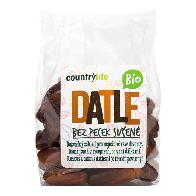 Zobrazit detail výrobku Country Life Datle sušené bez pecek BIO 250 g