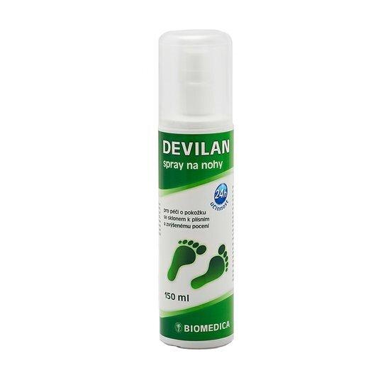 Zobrazit detail výrobku Biomedica Devilan spray na nohy 150 ml