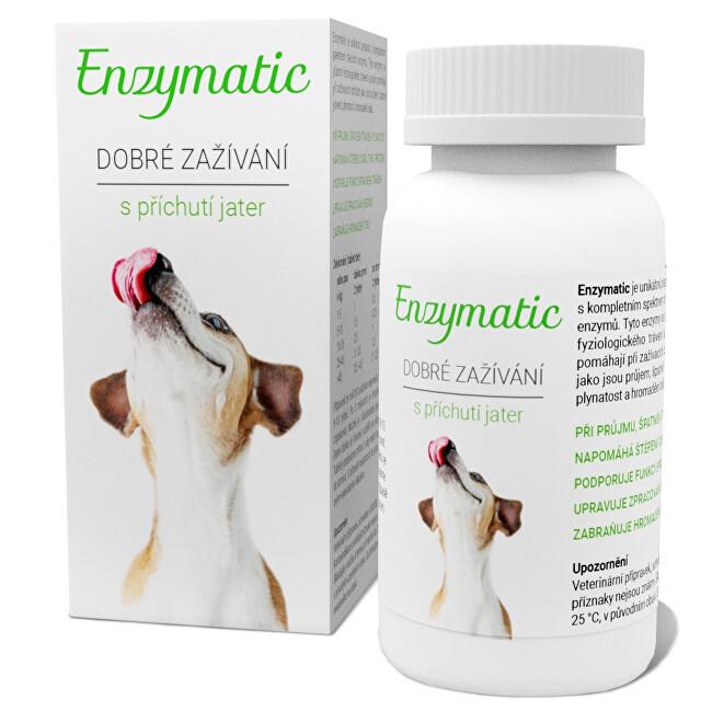 Enzymatic 90 tablet