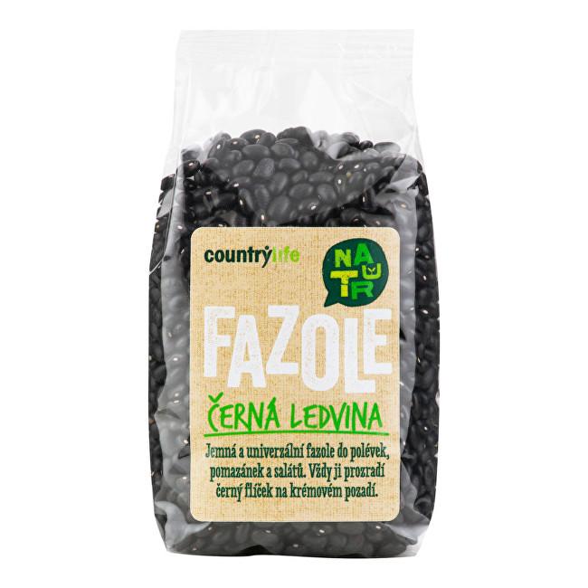 Zobrazit detail výrobku Country Life Fazole černá ledvina 500g